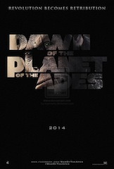 Dawn of the Planet of the Apes will be released in Dolby Atmos.