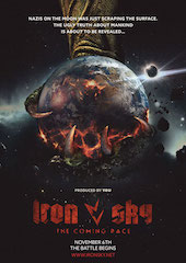 Universal is distributing Iron Sky The Coming Race