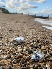 With the UK facing another nationwide lockdown before winter, Operation Beach Clean will resume later in 2021.