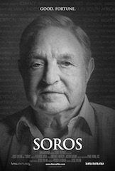 Abramorama has acquired U.S. distribution rights for Jesse Dylan's feature length documentary film Soros, from Vital Pictures.