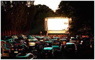 Make sure you have booster cables! And some transistor radios. Some newer cars don't do well in drive-ins.