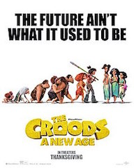 The next CGS remastered film is DreamWorks Animation's The Croods: A New Age from Universal Pictures, opening in U.S. theaters Thanksgiving 2020.