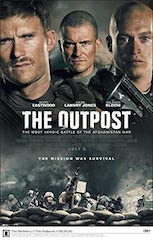 Fathom Events, alongside Screen Media, a Chicken Soup for the Soul Entertainment company, will return to theatres with a first-run film this summer with Millennium Media and Rod Lurie's military thriller, The Outpost, a true story based on Jake Tapper's best-selling non-fiction book, The Outpost: An Untold Story of American Valor.