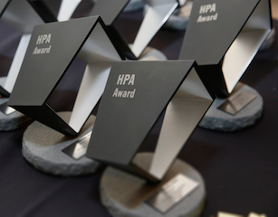 The Hollywood Professional Association Awards Committee has announced the winners of the 2020 HPA Awards for Engineering Excellence.  The HPA Awards, including the HPA Award for Engineering Excellence, will be bestowed on November 19 in a virtual gala.