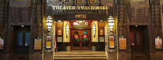 Pathé Tuschinski, Amsterdam, The Netherlands