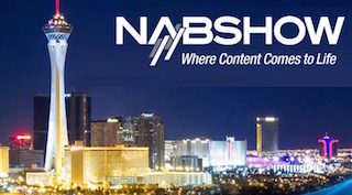 The NAB Show Express will take place May 13-14 free of charge and will include a Future of Cinema track produced in partnership with the Society of Motion Picture and Television Engineers.