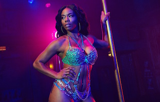 Based on a stage play by Katori Hall, who is also the series showrunner, P-Valley centers on the employees of a strip club named The Pynk.
