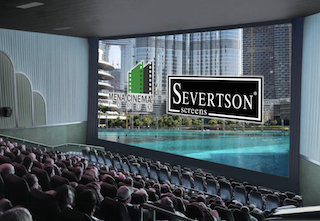 Severtson Screens has been named a strategic partner for the 2020 MENA Cinema Forum, being held in Dubai, United Arab Emirates October 27-28. The event will have both in-person and virtual presentations.
