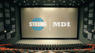 Strong/MDI Screen Systems, a wholly owned subsidiary of Ballantyne Strong, has announced that its screens with RealD's Precision White technology will now be available for use by all cinemas worldwide.