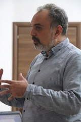 For two decades Dr. Vasilis Manousakis, the Literature, Literary and Audiovisual Translation instructor at Hellenic American College in Athens, Greece, has been subtitling and translating a broad range of genres, series and films.