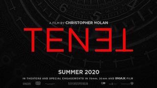 Which brings us to Tenet, the elusive, supposedly lifesaving, Christopher Nolan-penned blockbuster of the summer, tantalizingly out of cinemas' reach while studio executives wring their hands over the lost marketing dollars versus the reduced occupancy.
