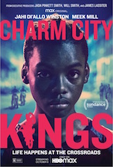 Director Angel Manuel Soto's powerful award-winning coming of age drama, Charm City Kings won the U.S. Dramatic Special Jury Prize for Ensemble Acting at this year's Sundance Film Festival.