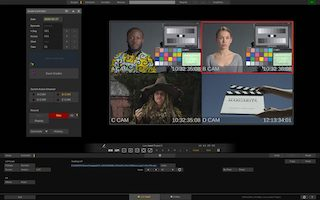 Assimilate today announced an update of their Live Assist and Live Looks on-set software, which enables a first in highly efficient, streamlined on-set workflows at unprecedented price/performance value for video assist and digital image technician live grading functions.