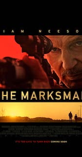 "Robert Lorenz's movie The Marksman debuted at number one upon release in the U.S. and owes much of its look to cinematographer Mark Patten. ""The nature of the shoot is that the story starts in the big vista landscape of New Mexico and then turns into a road movie,"" said Patten."