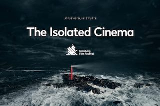 The global pandemic has forced the world's cinemas to close down. The biggest film festival in Scandinavia is therefore creating The Isolated Cinema on the lighthouse island of Pater Noster.