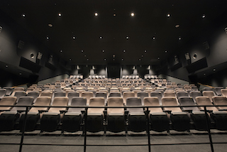 Humax Cinema hired Xebex to design and install Harman Professional cinema audio technology.