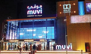 Muvi Cinemas of Saudi Arabia is converting all its theatres to Vista Cinema theatre management software.