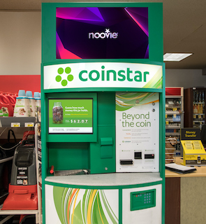 National CineMedia has joined forces with Coinstar to reach movie fans beyond the big screen via adPlanet, a new flexible digital advertising platform that sits atop Coinstar kiosks in grocery stores.
