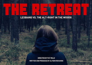 The Writers Lab will see the emergence of its first completed project in 2021: Alyson Richards' horror film The Retreat.