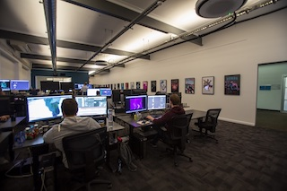 Buoyed by a boom in motion picture and series production, and commitments from multiple international film productions and streaming series Rising Sun Pictures has expanded by taking charge of the building next to its main studio located in Pulteney Street in Adelaide. The new 5,167 square-foot space, which was acquired to house additional staff, includes a cinema-style screening room, sound proofed meeting and review facilities, and a workspace for up to 80 artists.