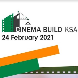 Severtson Screens has been named a strategic partner for 2021 Cinema Build KSA, a virtual trade show and conference, which is being held Riyadh, Saudi Arabia on February 24.