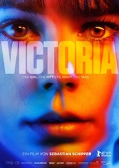 The filmmakers referenced the German drama Victoria, which was shot in a single take.