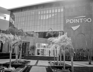 Point90 Cinemas is the first major cinema multiplex in the Fifth Settlement, New Cairo, Egypt.
