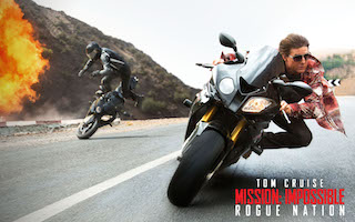 Mission Impossible: Rogue Nation will be released this week in Dolby Cinema.