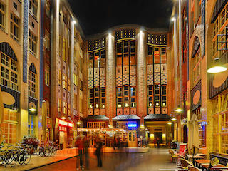 The Hackesche Höfe Kino in Berlin is the first all-EclairColor cinema complex in the world.